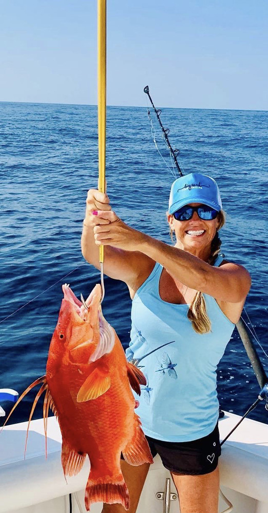 hogfish fishing carolina beach