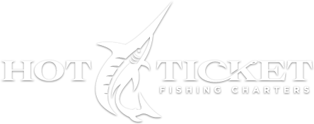Hot Ticket Fishing Charters Logo